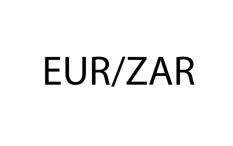 نماد جفت ارز EUR/ZAR