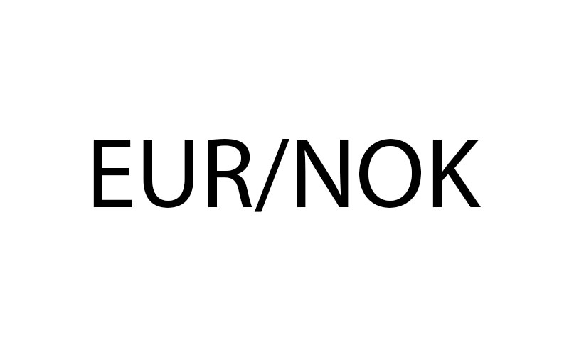 نماد جفت ارز EUR/NOK