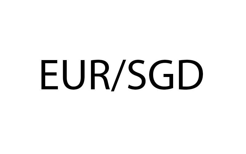نماد جفت ارز EUR/SGD