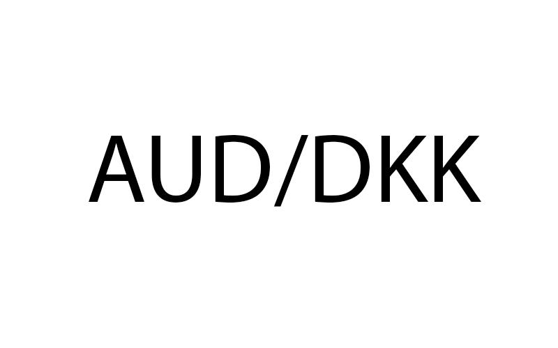 نماد جفت ارز AUD/DKK