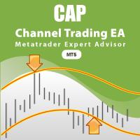 اکسپرتو ربات معامله گر cap channel trading EA MT5