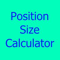 اکسپرت و ربات معامله گر Easy Position Size Calculator MT5