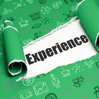 اکسپرت و ربات معامله گر Experience