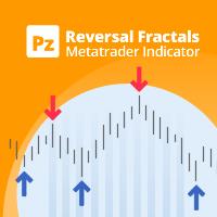 اکسپرت و ربات معامله گر PZ Reversal Fractals MT5