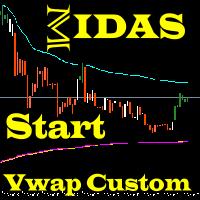 اکسپرت و ربات معامله گر Start Vwap Custom Midas