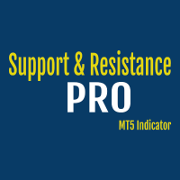 اکسپرت و ربات معامله گر Support and Resistance Screener Pro MT5