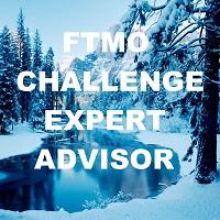 اکسپرت و ربات معامله گر  FTMO Challange EA