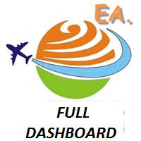 اکسپرت و ربات معامله گر Full Dashboard