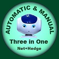اکسپرت و ربات معامله گر Three in One